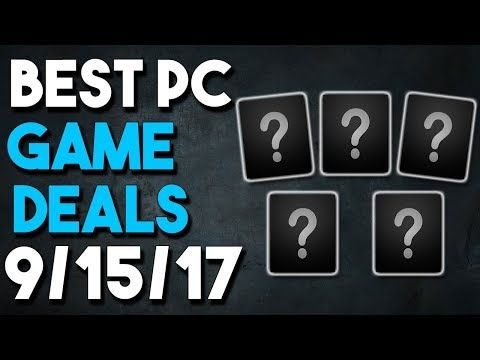 Top 5 PC Game Deals of the Week 9/15/17 - Fallout Bundle GREAT Humble Store Deals and More! CultOfMush
