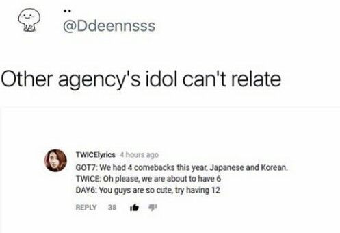 YG artists crying in the corner <<<<<< truest caption ever