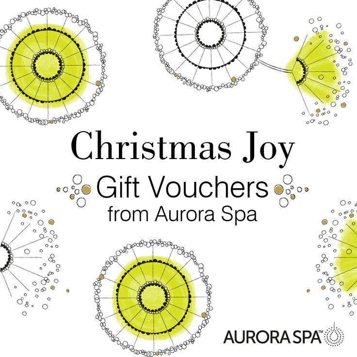 Gift Vouchers from Aurora Spa