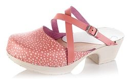 Calou Lilly Pink Clogs now in the sale at Northlight Homestore