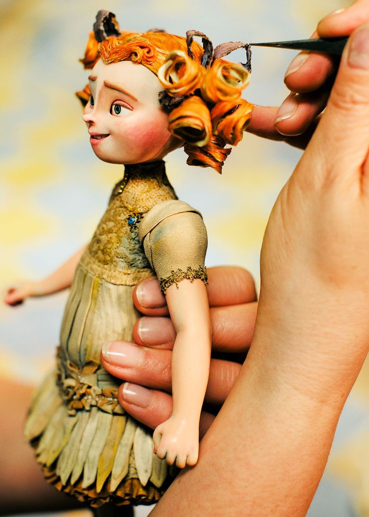 The Man Who Brought Stop-Motion Animation Into the 21st Century | Winnie Portley Rind will be voiced by Elle Fanning.    | WIRED.com