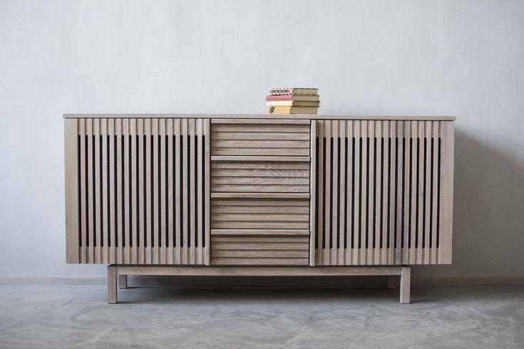 MV15 cabinet. Design Jonas Olsson for Möbelverket.