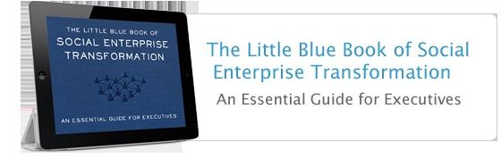 The Little Blue Book of Social Enterprise Transformation - Salesforce.com