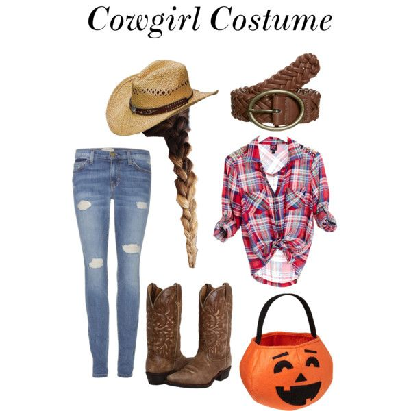 Found what I'm gonna be for halloween! A cowgirl!