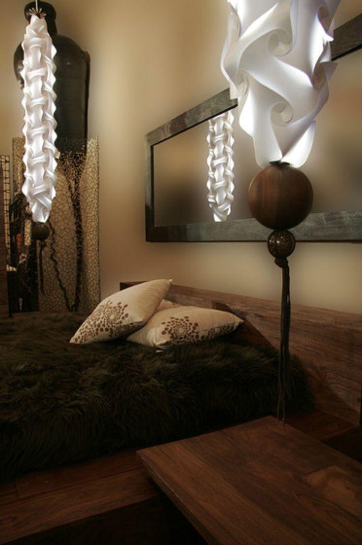 Lampes pour Foresta Meubles