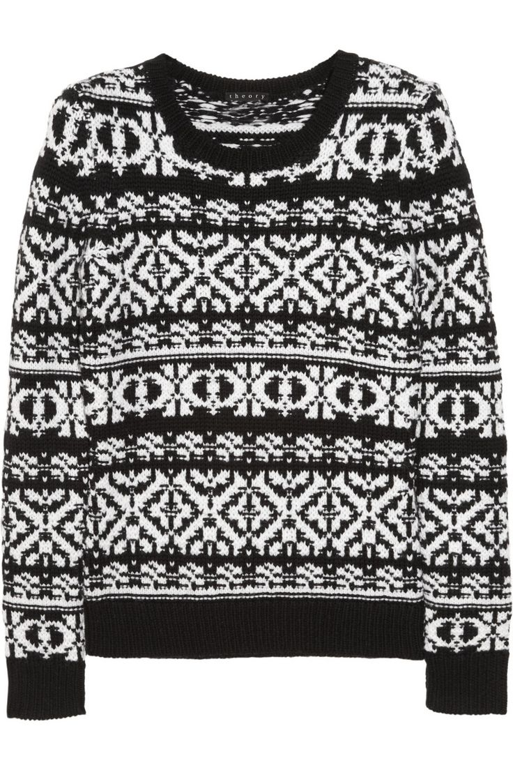Theory | Tommie wool sweater | NET-A-PORTER.COM