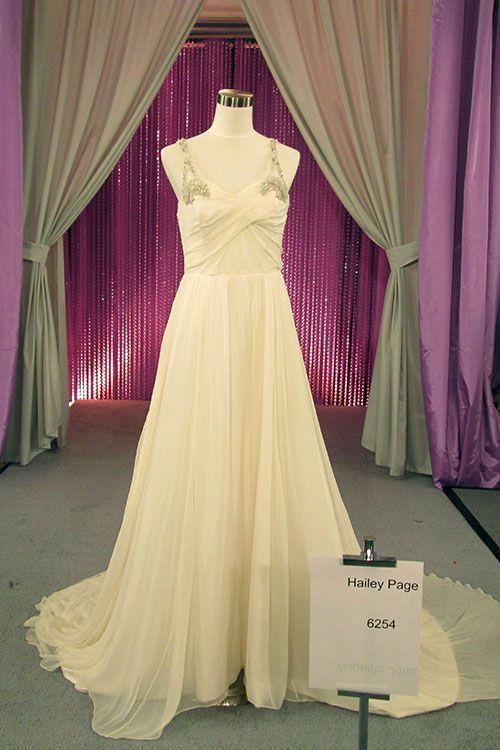 Hailey Page 6254 #RandyToTheRescue #BrideDay #Weddings