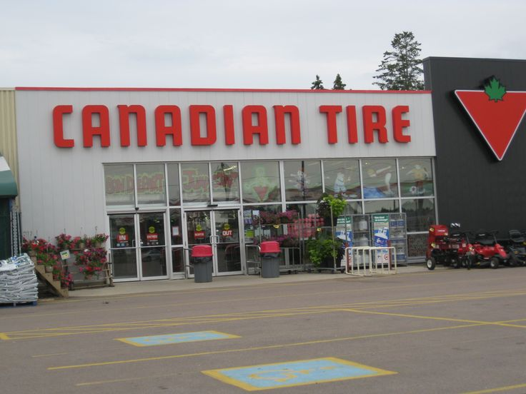 Local Canadian Tire