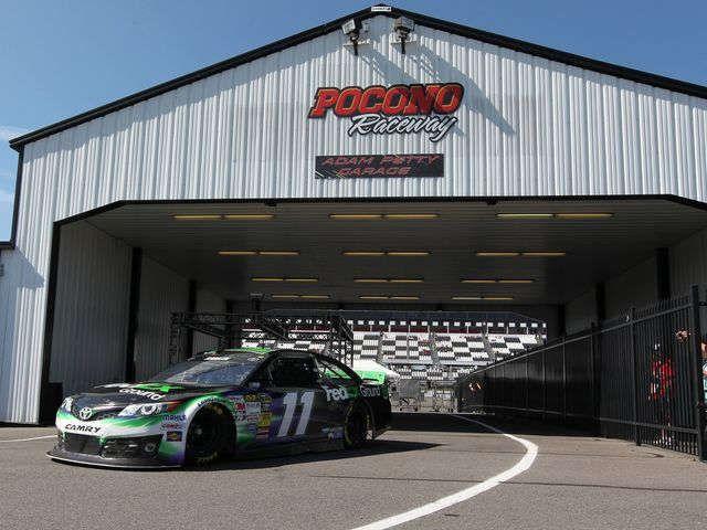 NASCAR at Pocono: Start time, TV/radio schedule, lineup via @USA TODAY