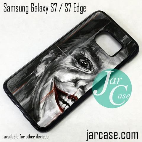 The Joker 4 Phone Case for Samsung Galaxy S7 & S7 Edge