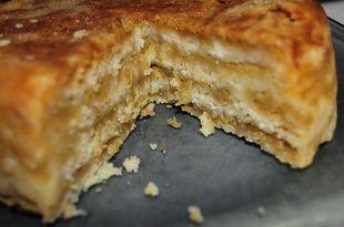 варшавский пирог на поворенке достигается