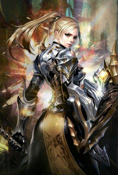 A Guarding Knight