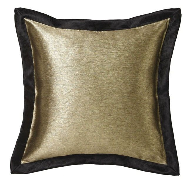 Athena 41x41cm Cushion Black   Manchester Warehouse