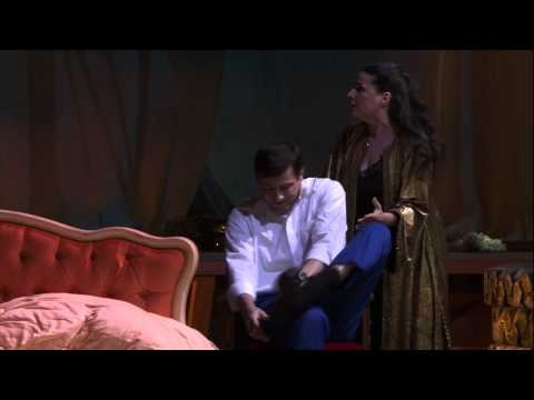 Georg Friedrich Händel - Giulio Cesare in Egitto 2/3 (1h) with Andreas Scholl as Giulio Cesare, Cecilia Bartoli as Cleopatra and Cristophe Dumaux as Tolomeo