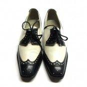 Vintage schoenen uit de jaren 50 1