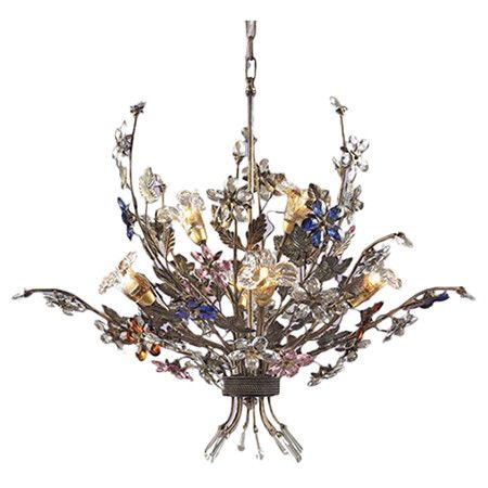 how to clean a chandelier fast