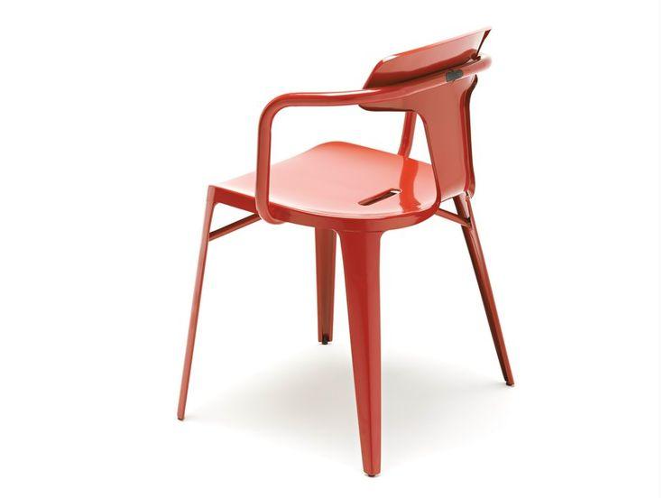 Rossetto sedie ~ Oltre 25 fantastiche idee su sedia tolix su pinterest vernice