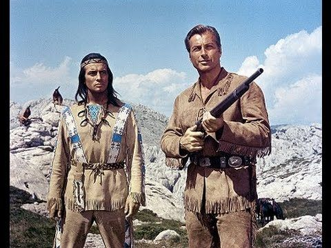 Winnetou I (1963) - YouTube
