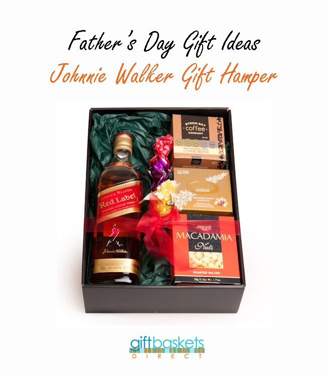 Does your dad love whiskey? You can never go wrong with a bottle of Johnnie Walker and some snacks while catching up with your dad! Get him this gift hamper for Father's Day! Gifts delivered Australia wide. http://www.giftbasketsdirect.com.au/johnnie-walker-gift.html #FathersDay   #FathersDayGiftIdeas   #FathersDayGifts   #JohnnieWalker   #Whiskey
