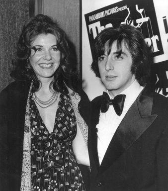 Al Pacino + Jill Clayburgh