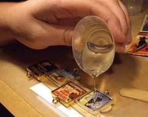 Zelf juwelen maken met sieradenhars.... leuk en origineel!!!
