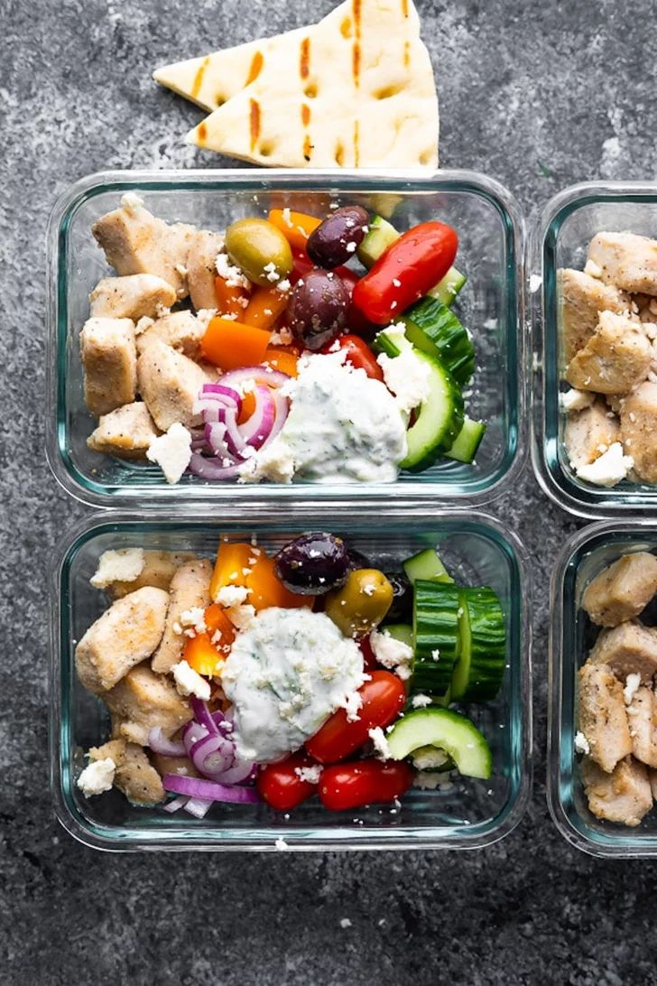 Cook Once, Eat All Week Long With These 15 Healthy Chicken Meal-Prep Recipes | Healthy chicken ...