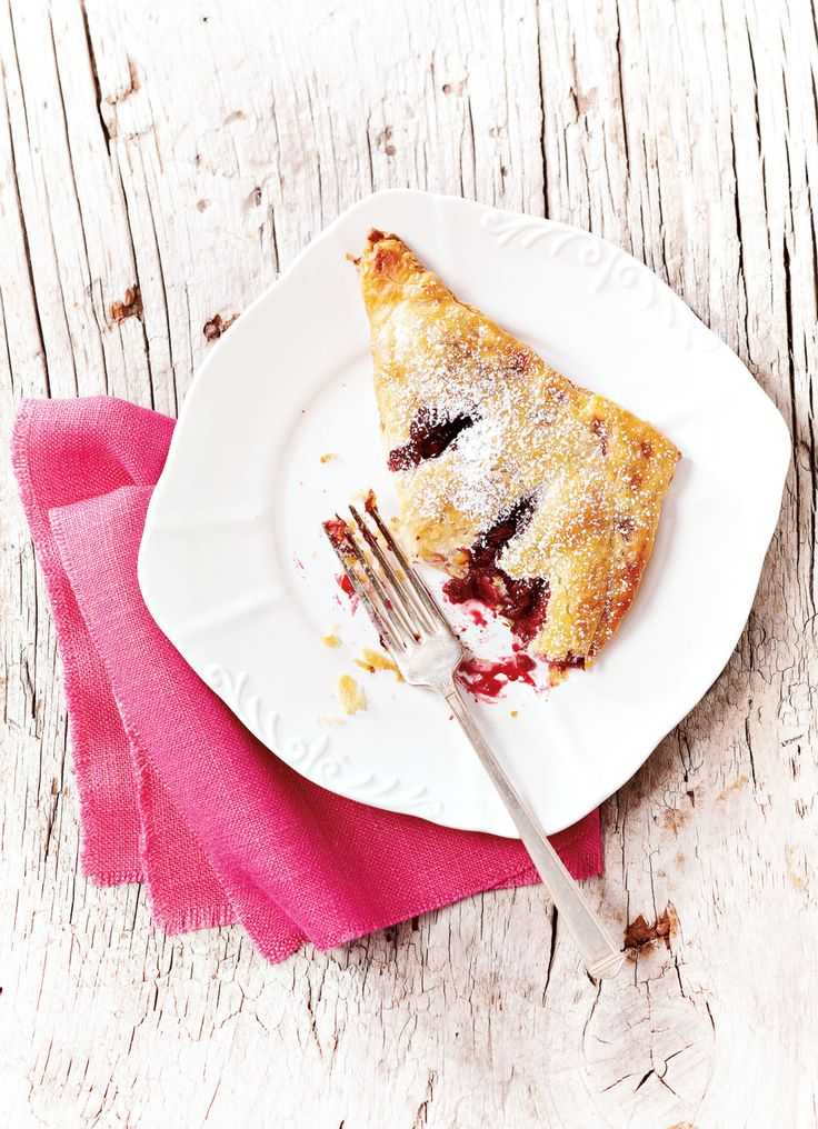 Cherry and Ricotta Turnovers recipe - Canadian Living