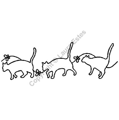 Animal Stencils For Quilting : 17 Best images about single line on Pinterest Wmf, Paper quilt and Embroidery patterns