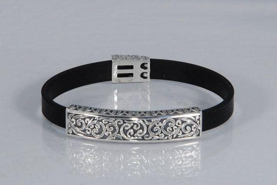 Handmade Sterling Silver925  Byzantine Style by ExclusiveSilverArt