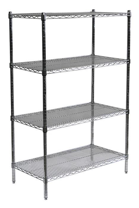 25 best ideas about wire shelving units on pinterest. Black Bedroom Furniture Sets. Home Design Ideas