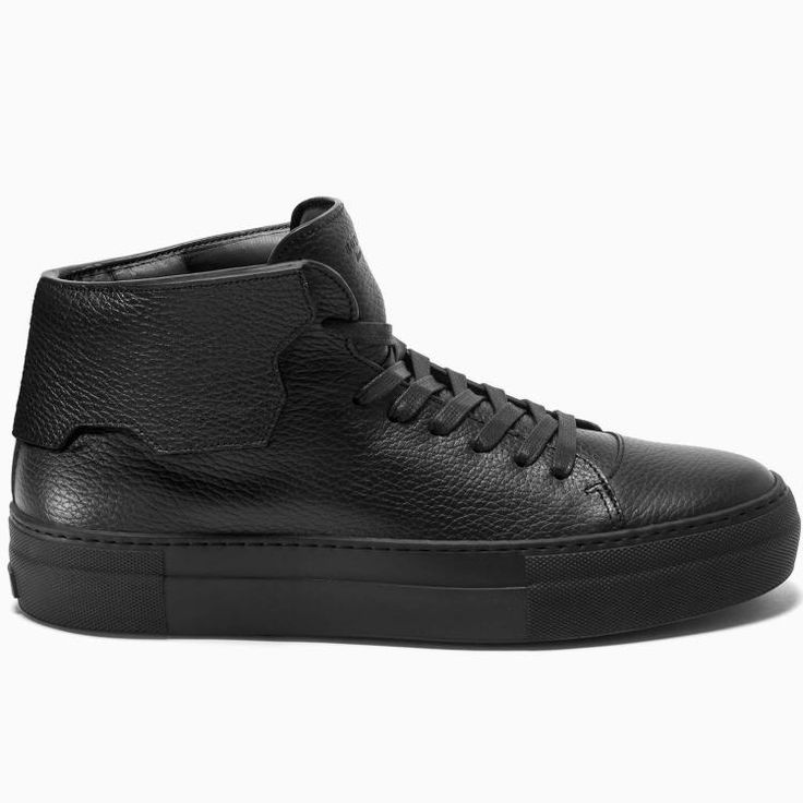 Buscemi Men's 90MM Tonal Black Sneakers #men #fashion #blackfriday #sneakers #shoes #buscemi #lifestyle