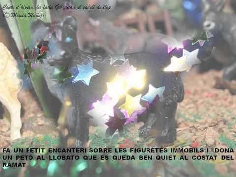 ▶ Conte d'hivern: la fada Gebrada i el cadell de llop (© Mireia Muñoz) - YouTube