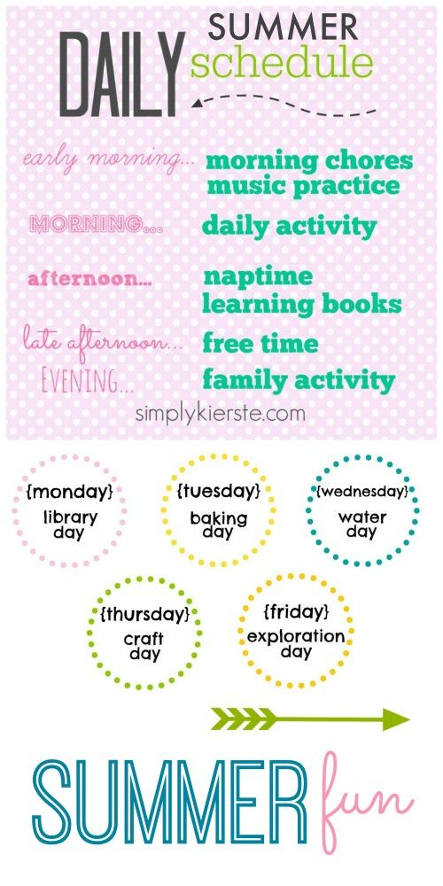 Best 25+ Daily schedule kids ideas on Pinterest   Daily routine ...