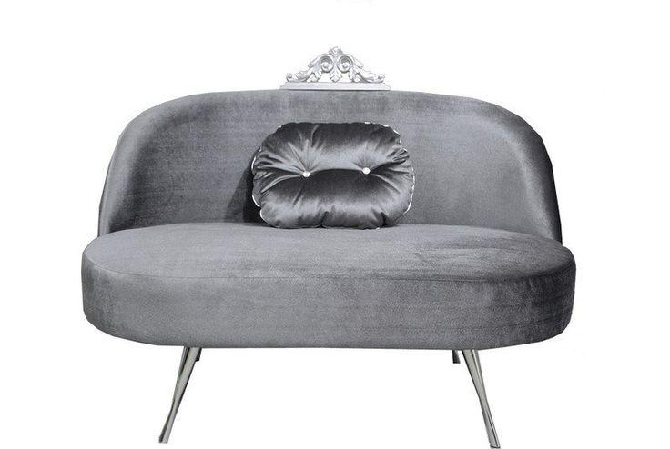 Sofa Glamour 3 Graphite EN