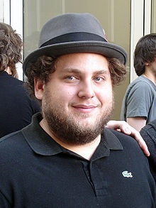 Jonah Hill (1983) (See after pictures of Jonah after losing some weight, I remember him best now like this) ---(Cyrus, Get him to the creek, Forgetting Sarah Marshall, Evan Almighty, Funny people, The Invention of lying, Superbad,