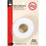 Early Bird Special: Dritz Stitch Witchery - Super Weight 1 Inch by 13 Yards  List Price: $7.49  Deal Price: $5.28  You Save: $2.21 (30%)  Dritz Stitch Witchery Super Weight  Expires Mar 4 2018