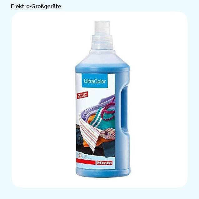 Miele 10223580 Waschmittel Ultracolor Mit Farbschutzformel Fur