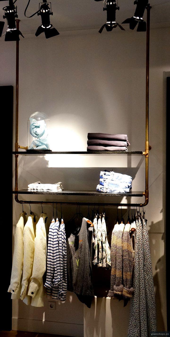scotch soda store design in mannheim germany store 39 s. Black Bedroom Furniture Sets. Home Design Ideas