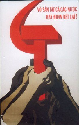$660 Poster ID: CL26879 Original Title: Po 734 (Vo San Tat Ca Cac Nuoc...) English Title: Hammer and Sickle Year of Poster: 1970s Category: Political/Russian Country of Poster: Russian Size: 36 x 24 inches = 91 x 61 cm Condition: Excellent Available: Yes