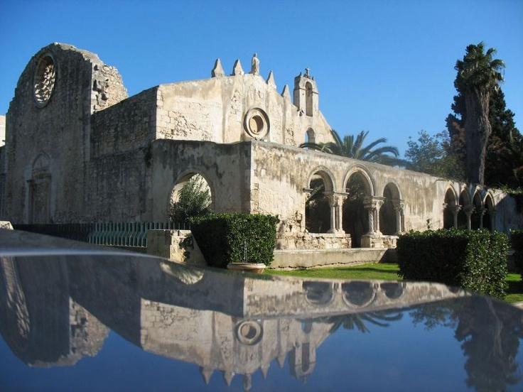 Antonio-Randazzo__Siracusa-Chiesa-di-San-Giovanni-alle-catacombe
