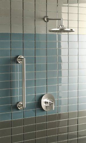 Luxury Install Grab Bar In Tile Shower
