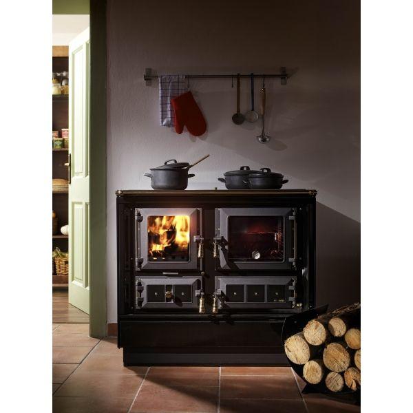 Cuisinière à bois Moravia 9112