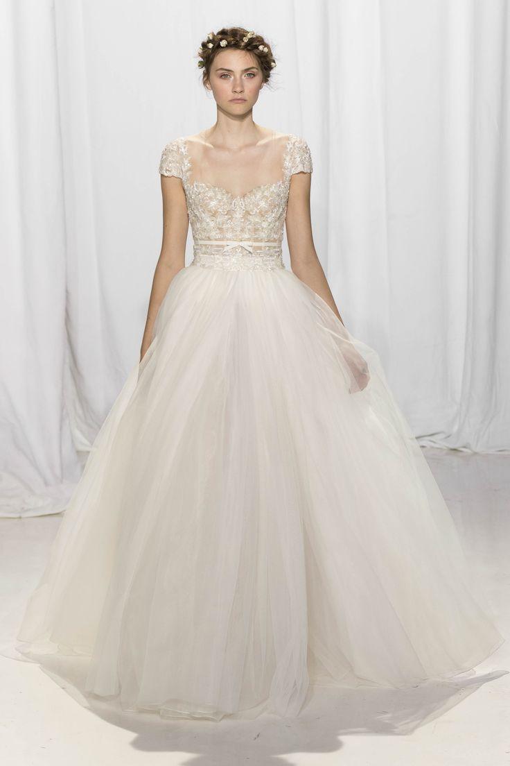 28 best Bridal Fall 2017 images on Pinterest | Wedding frocks, Reem ...