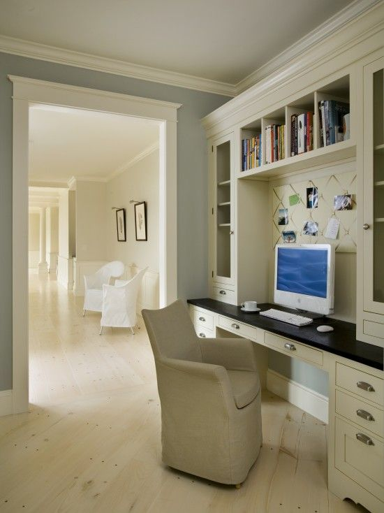 Unique Built In Home Office Cabinets Photo Gallery
