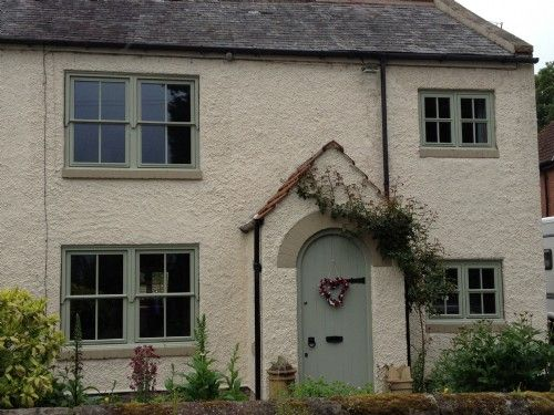 Timber Mock Sash Windows - Durham, Newcastle upon Tyne, North East - Returning a House to its Former Look - Blackthorn Timber