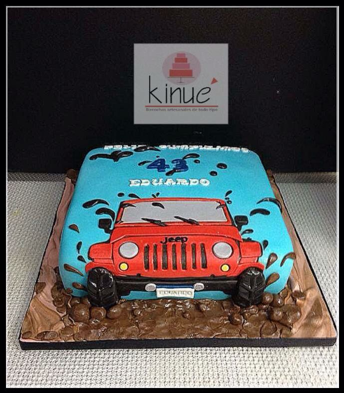 30 best jeep themed images on Pinterest Jeep cake Biscuits and