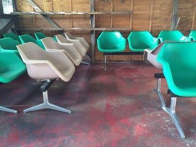 Vintage Hille Robin Day 60s retro chairs