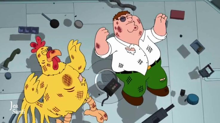 Family Guy - The Final Chicken Fight