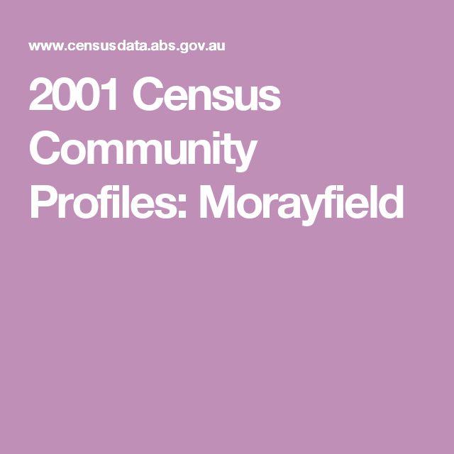 2001 Census Community Profiles: Morayfield