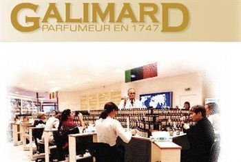 Come and create your own perfume at Galimard in Grasse, France